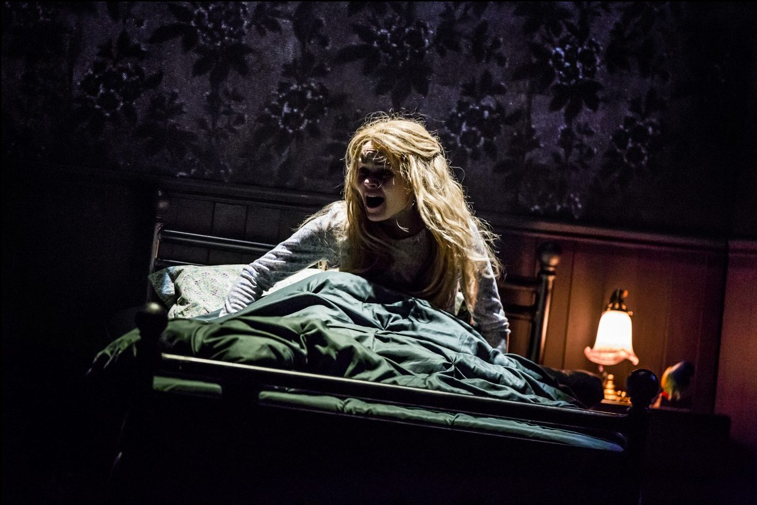 The Exorcist, Phoenix Theatre, review: Not particularly scary but an audio-visual extravaganza nonetheless