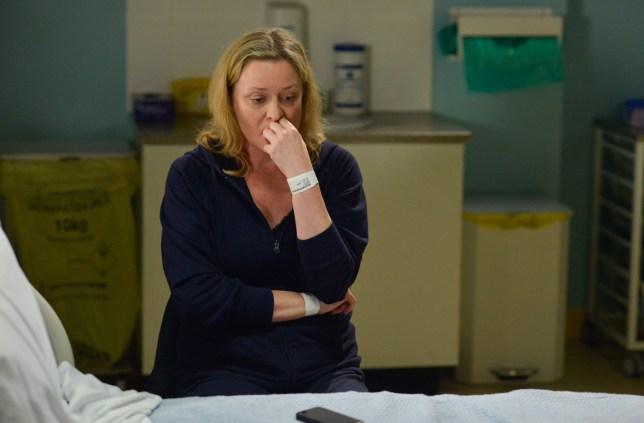 Laurie Brett as Jane Beale in EastEnders
