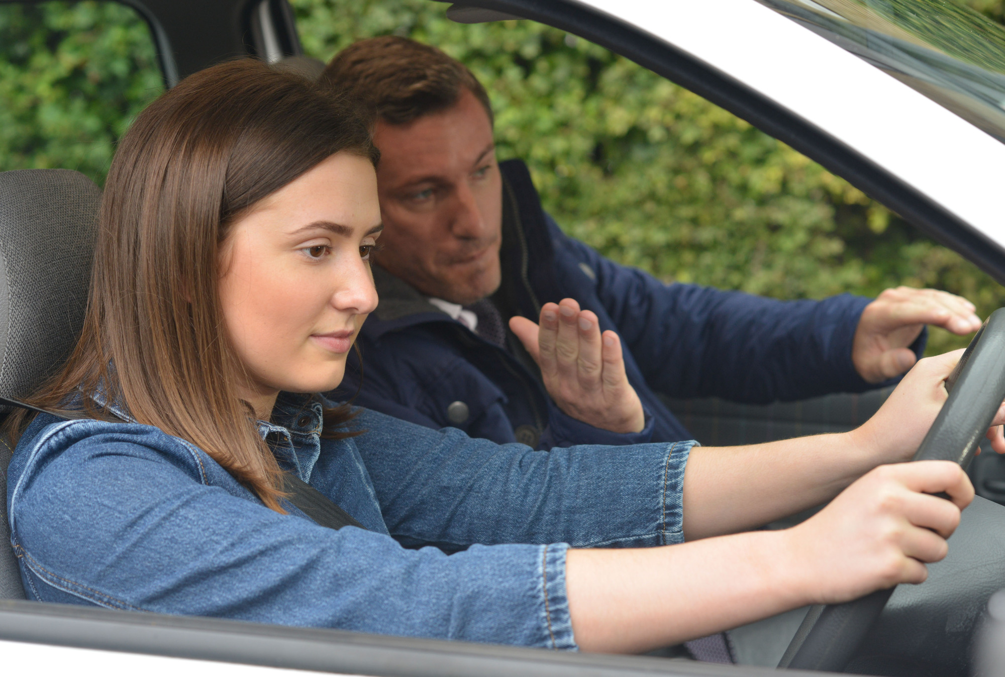 EastEnders spoilers: Bex Fowler seduces teacher Gethin Pryce during a driving lesson?