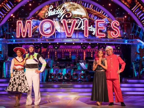 Strictly Come Dancing tattoo ban as stars forced to cover up inkings