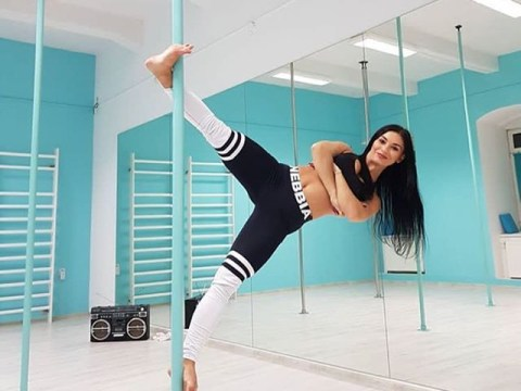 Pole dancing might be about to become an Olympic sport