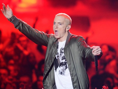 Eminem to launch comeback record at the MTV EMAs with 'massive' performance
