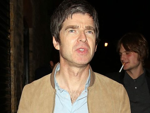 Noel Gallagher wants you to know it's definitely not him licking car windows in Swindon