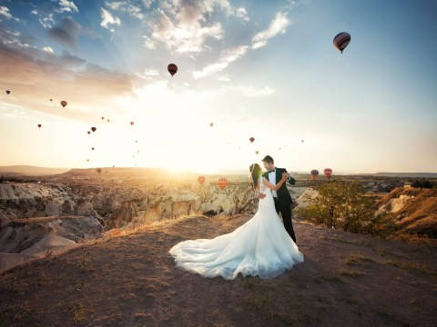 The pressure to make weddings Instagramable is ruining your special day