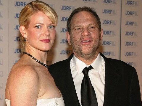 Harvey Weinstein's ex demands $5 million she's owed in child support 'before he goes broke'