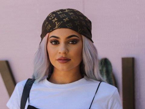 'Pregnant' Kylie Jenner teases the gender of her unconfirmed baby on Snapchat
