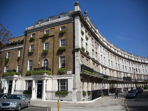 Ten most expensive addresses in London, in case you were thinking of buying