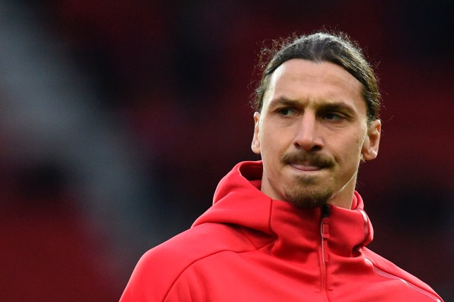 Zlatan Ibrahimovic is closing in on making his Manchester United return