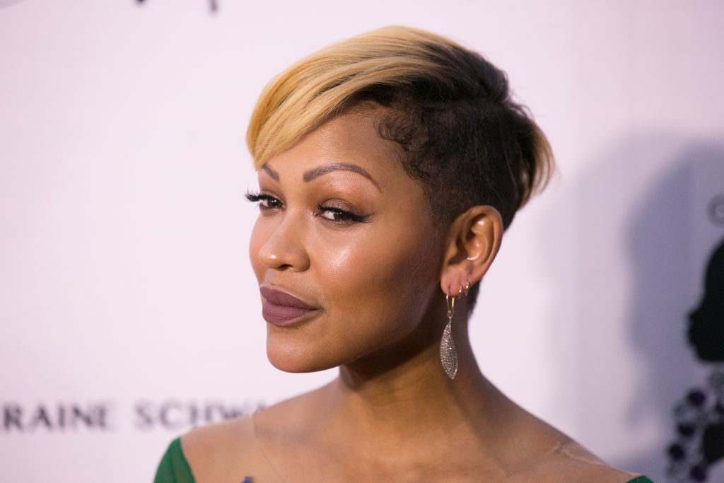 Meagan Good wants critics to leave first trans Playboy Playmate alone: 'God did not ask us to hate each other'