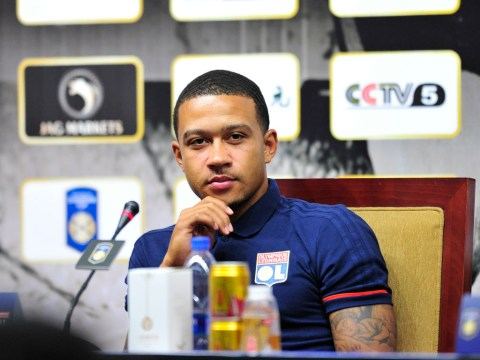 Ex-Manchester United player Memphis Depay claims he will play for Real Madrid