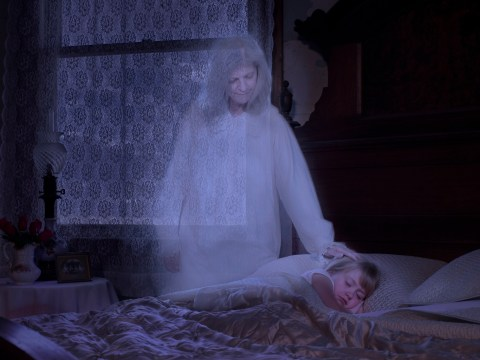 Haunted Halloween: real-life tales of spooky kids and ghostly family reunions