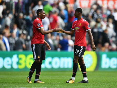 Ryan Giggs tells Manchester United stars Marcus Rashford and Anthony Martial how to become 'top players'