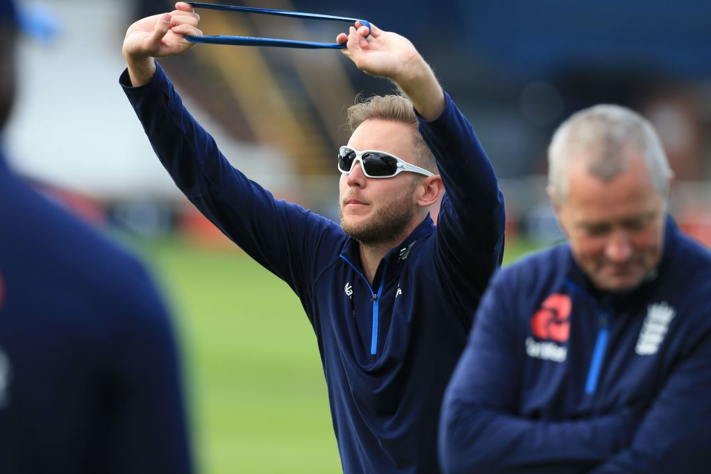 England bowler Stuart Broad responds to Australia's Ashes warnings