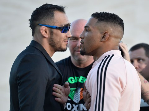UFC 216 fight card, UK time, date TV channel and odds as Ferguson vs Lee headlines