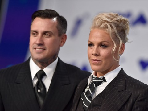 Pink says 'monogamy is work' and admits she didn't have sex with her husband for a year