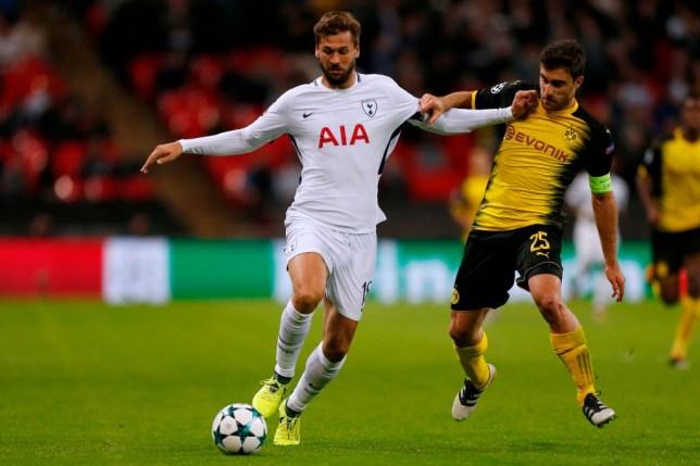 e0a2e2f20e1487 Fernando Llorente explains why he snubbed Chelsea for Tottenham Hotspur move