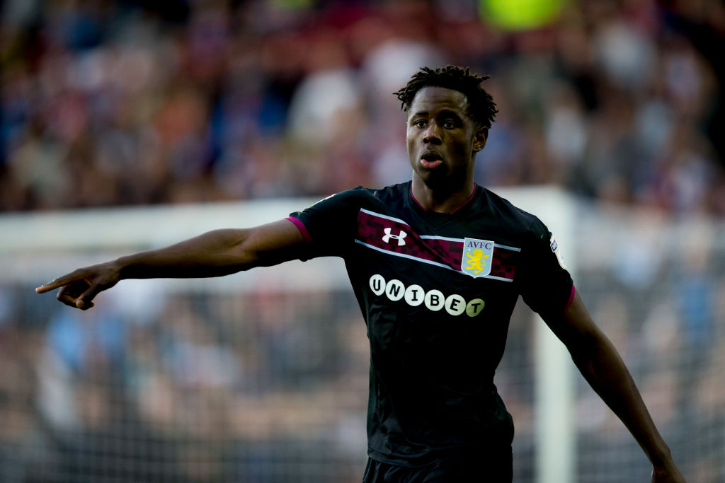 Aston Villa CEO claims Manchester United's reported £5m bid for Keinan Davis is 'complete fiction'