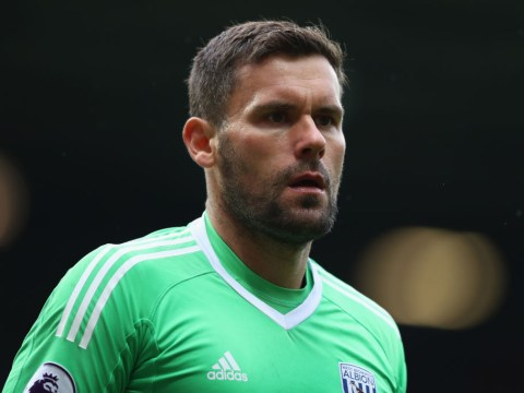 Ben Foster an injury doubt ahead of West Brom's trip to Southampton