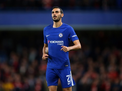Chelsea wing-back Davide Zappacosta fires warning to Victor Moses