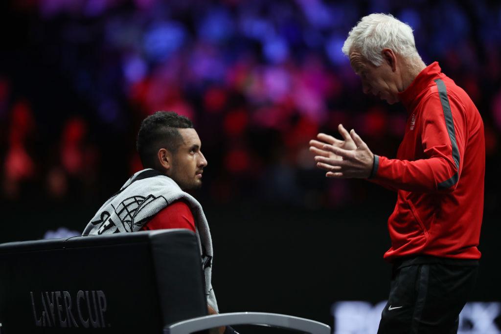 John McEnroe names three stars he'd love to coach to close gap on Roger Federer, Rafael Nadal, Novak Djokovic and Andy Murray