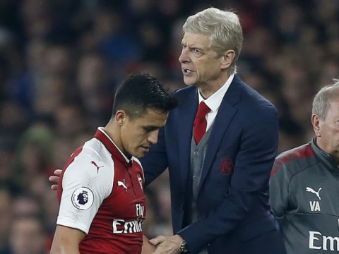 Arsene Wenger reminds Alexis Sanchez he has 'social contract' with Arsenal ahead of Manchester City clash