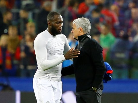 Jose Mourinho majorly concerned by Romelu Lukaku's involvement in nothing Belgium clash