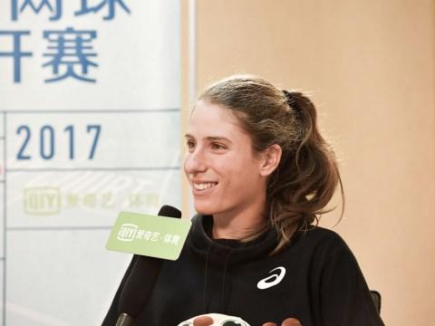 Johanna Konta eyes WTA Finals place – despite being unable to qualify