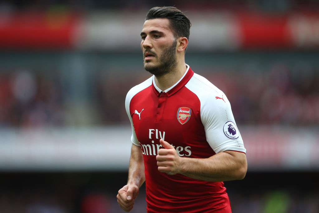 Arsene Wenger reveals why Sead Kolasinac has been dropped for Ainsley Maitland-Niles