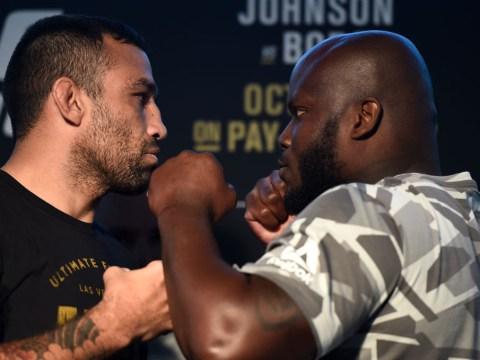 UFC 216 Fabricio Werdum vs Derrick Lewis: Crowd pleasing heavyweights clash for title shot