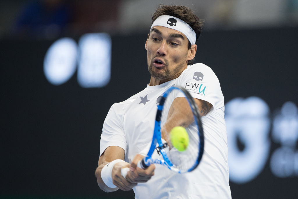 Fabio Fognini handed further punishment after sexist US Open outburst