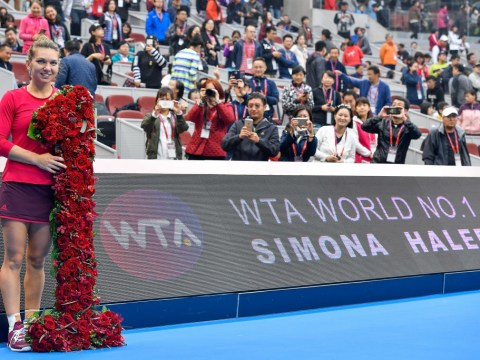Is Simona Halep's rise to world No. 1 without winning a Grand Slam a sign of weakness on the WTA Tour?
