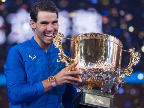 Rafael Nadal speaks out on ending 12-year China Open wait with Nick Kyrgios mauling