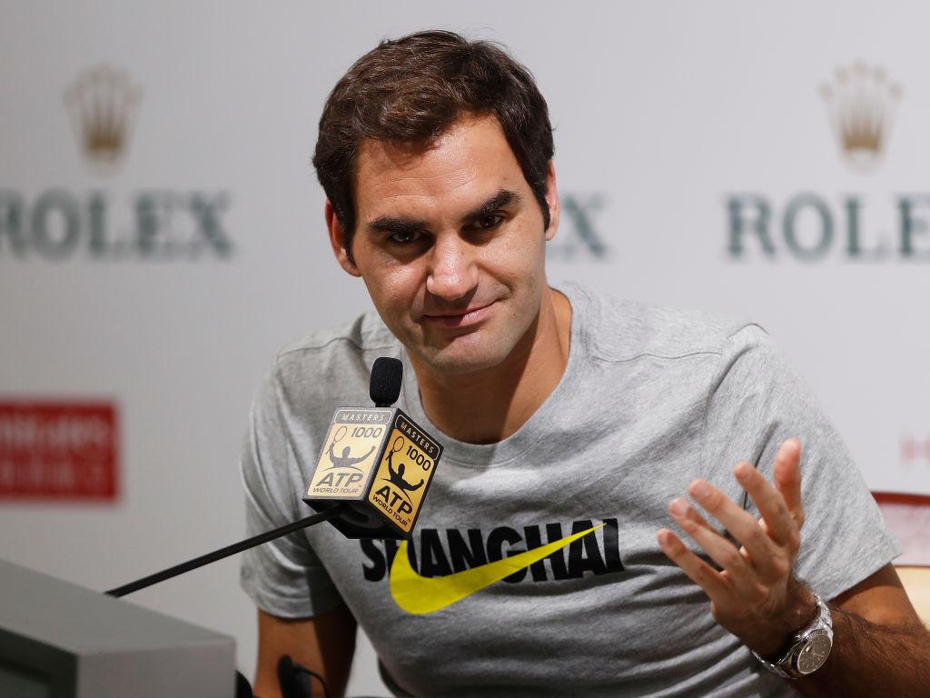 Roger Federer speaks out on chasing down stunning ATP milestone