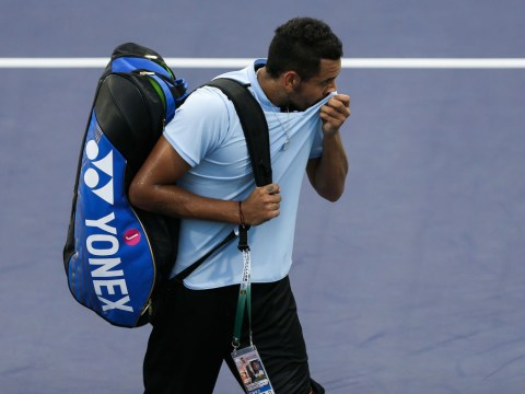 Nick Kyrgios provides explanation for Shanghai Masters walk-off