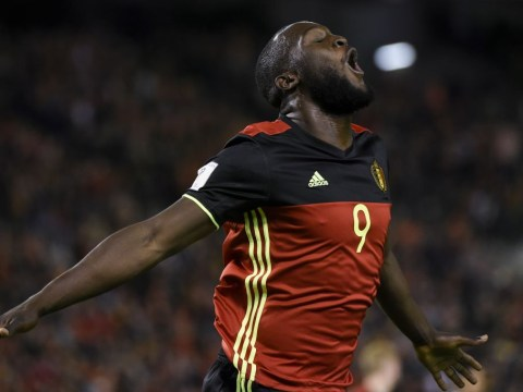 Manchester United ace Romelu Lukaku allays injury fears by scoring in Belgium's win vs Cyprus