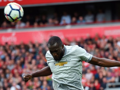 Romelu Lukaku to face no action over Dejan Lovren clash during Liverpool v Manchester United