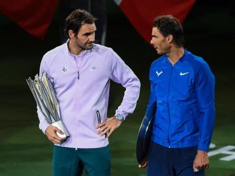 Roger Federer speaks out on Rafael Nadal's potential ATP Finals withdrawal