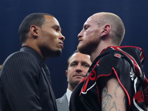 George Groves identifies how Chris Eubank Jnr could beat him in World Boxing Super Series