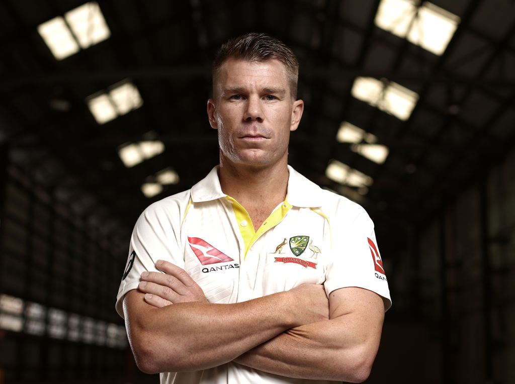 Australia opener David Warner: My run-in with Joe Root 'a lot less' serious than Ben Stokes footage