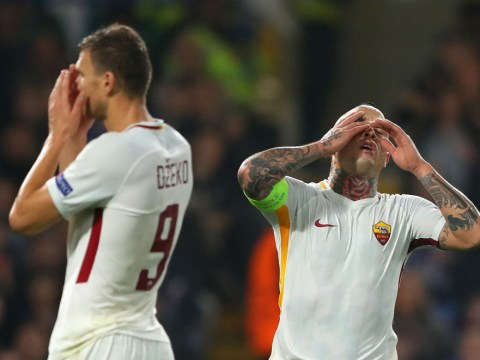 UEFA charge Roma over racist 'monkey chants' aimed at Chelsea's Antonio Rudiger