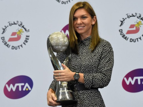 Simona Halep speaks out on Roger Federer comments after finishing 2017 as world No. 1