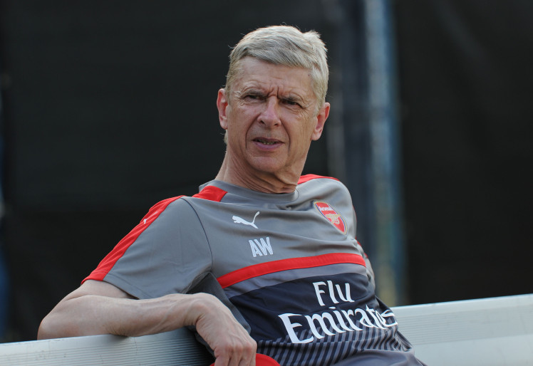 Arsene Wenger has dig at Manchester City's 'petrol' money