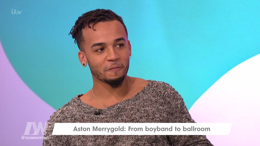 Aston Merrygold reveals why Strictly Come Dancing is more pressure than The X Factor