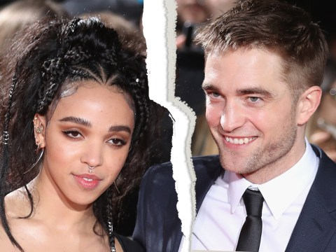 Robert Pattinson ends engagement with FKA Twigs as they 'drift apart'