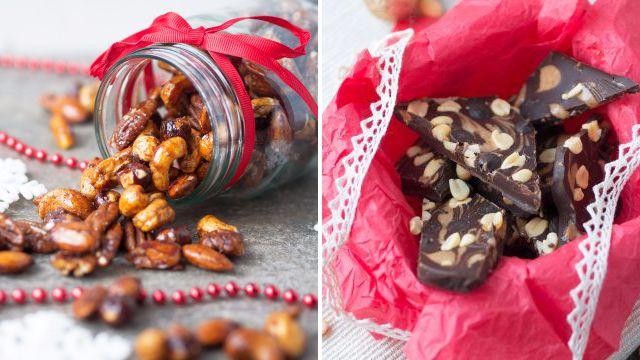 These vegan treats make the perfect edible Christmas presents
