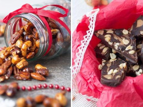 These vegan treats make the perfect edible Christmas presents