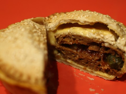 Is London ready for a vegan cheeseburger pie?