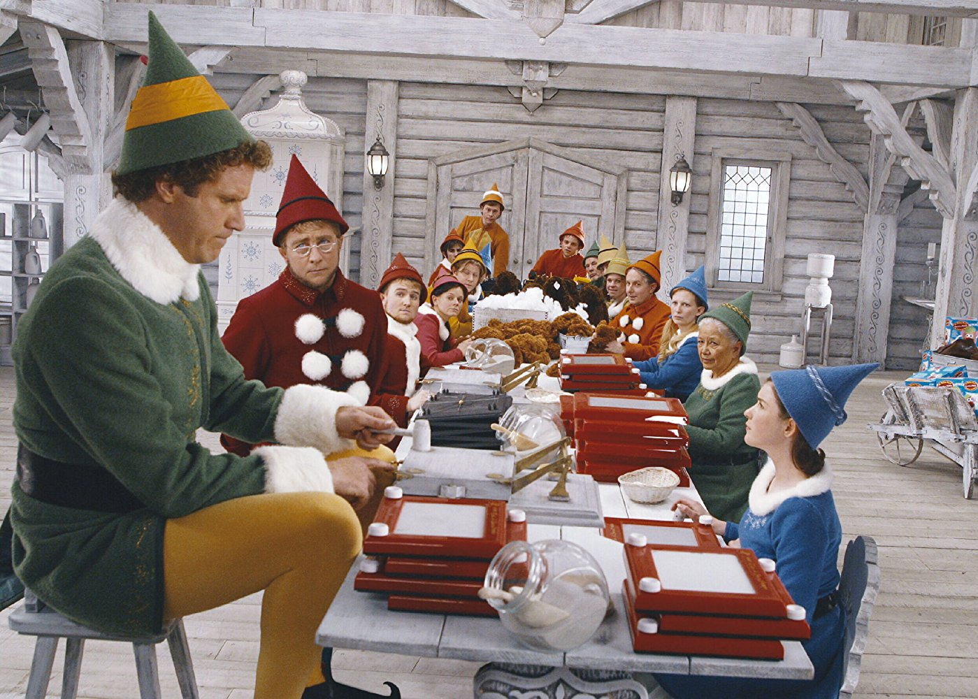 When is Elf on TV 2017 and where can I watch it?