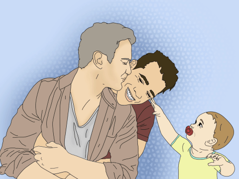 10 things you'll only know if you've grown up with gay parents