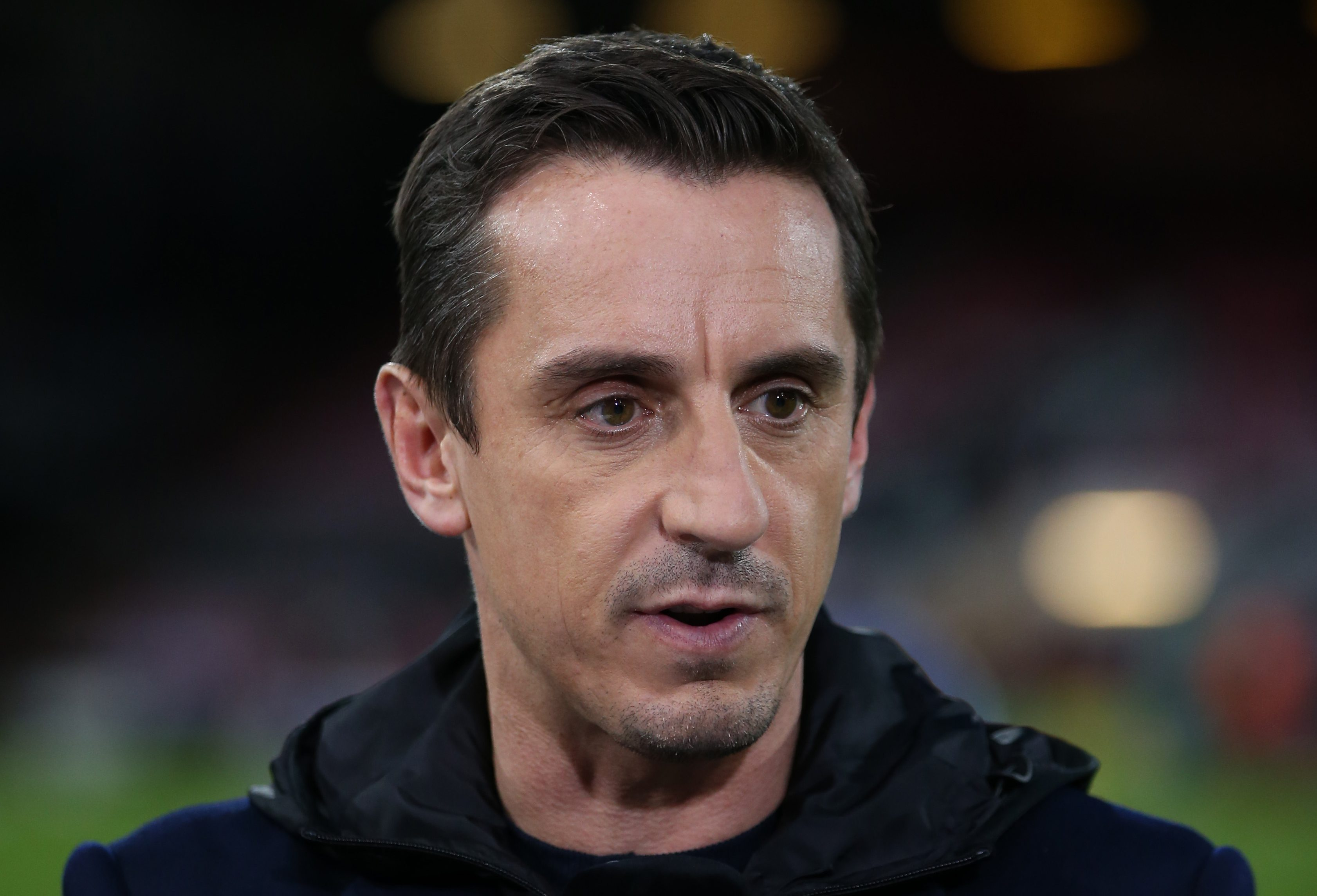 Gary Neville questions Liverpool's £75m transfer move for Virgil van Dijk